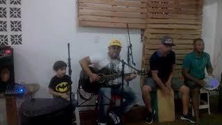 Bateu saudade (cover Tarlles Rosa Negra)