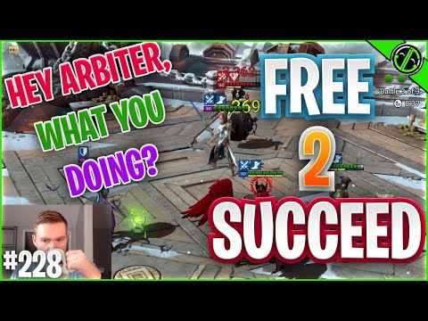 MUST RESIST THE URGE TO SUMMMON | Free 2 Succeed - EPISODE 228