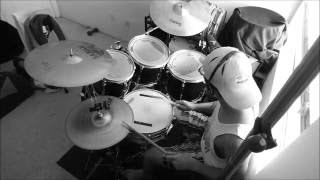 """""""We're Ready""""- Boston (DRUM COVER)"""