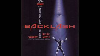 WWE Backlash 2005 Official Theme Song