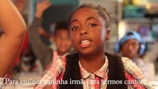 Vado Más ki Ás feat Pier Slow - Somos crianças (Video Oficial)