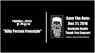 Reekado Banks - Killy Person Freestyle
