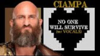 Tommaso Ciampa - No One Will Survive (8 Bit Theme with Vocals)