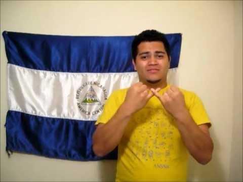 Nicaragua Frank, Oscar and Winston.wmv