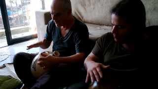 UDUS BY ALY ISRAELE - André Rass e Decio Gioielli tocando