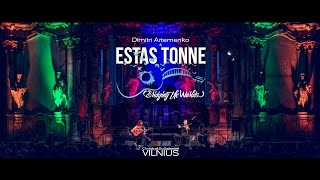 Estas Tonne & Dimitri Artemenko @ Church of St. Catherine - VILNIUS [Cosmic Fairytale: Expansion]