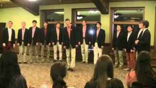You've Lost That Lovin' Feelin'- Colgate 13 (The Righteous Brothers Cover)