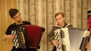 Nothing Else Matters (accordion cover)