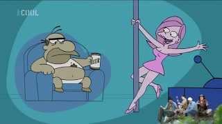 Simpsonovi 24x22 Vyroci ve vlaku písnička