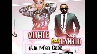 Vitale ft. Serge Beynaud - Je m'en gaba (Audio) by ScaarfaceDJ