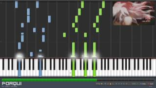 Deadman Wonderland Opening - One Reason (Synthesia)