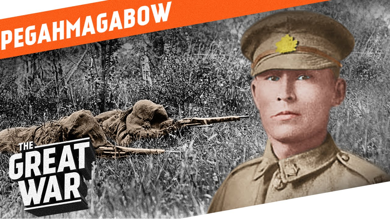 The Best Sniper Of World War 1 - Francis Pegahmagabow