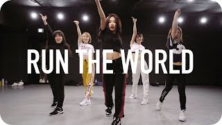 Run the World - Beyoncé / Beginner's Class