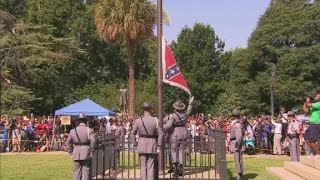 Confederate flag removed from South Carolina's capit...