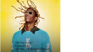 "Young Thug ""Off The Porch"" Type Beat 2016 [Produced By @1lskii__ x @nicoonthetrack]"