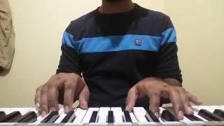 Arere yekkada yekkada - Nenu local song piano cover by Mani Raja