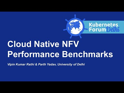 Cloud Native NFV Performance Benchmarks