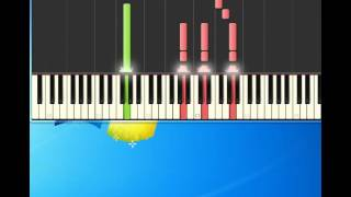 Meatloaf   Objects In The Rear View Mirror May Appear Close [Piano tutorial by Synthesia]