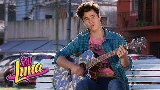 Simón canta Valiente - Momento Musical (com letra) - Sou Luna