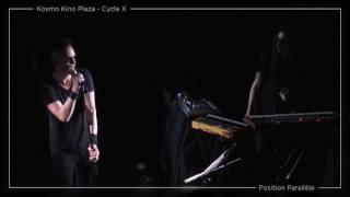 """Position Parallèle   - """"Silence Et Grésillement"""" - Live at KKP X - Paris - 30/06/2017"""