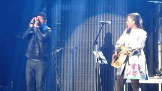 Hold Me - Jamie Grace and TobyMac Live