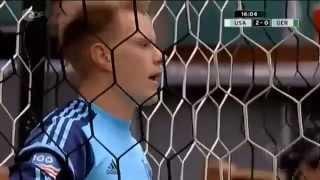 Deutschland-Goalie Ter Stegen mit Mega-Flop! (FAIL!)
