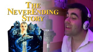 "The Never Ending Story "" La Historia Interminable"" - Limahl (Cover by DAVID VARAS)"