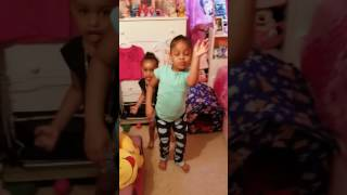 Little girl KILLS unforgettable by FRENCH MONTANA