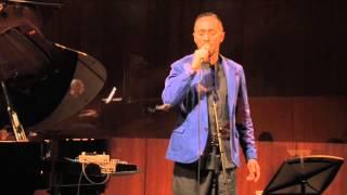 Theo Bleckmann & Shai Maestro live in Brooklyn, NY
