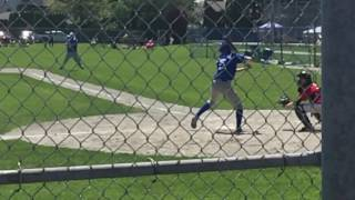 NDBJ Baseball Swing