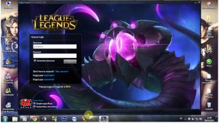 How to check your ping (league of legends)