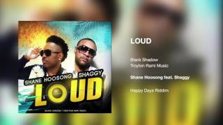 Shane Hoosong Feat. Shaggy  - Loud