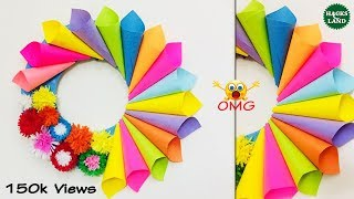 Download Wall Hanging Craft Ideas Home Wall Decoration Ideas With