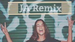 Gamper & Dadoni Feat DNKR- La La La Remix Sped Up