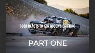 Doge Reacts to [HOONIGAN] KEN BLOCK'S GYMKHANA SEVEN: WILD IN THE STREETS OF LOS ANGELES