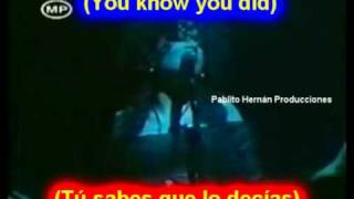 Live And Let Die - Guns N' Roses (SUBTITULADO INGLES ESPAÑOL)
