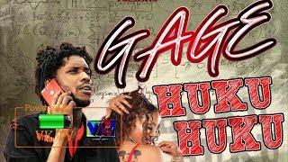 Gage - Huku Huku (February 2018)