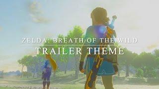 Zelda Breath of the Wild: Trailer Theme - Orchestral Cover (No SFX)