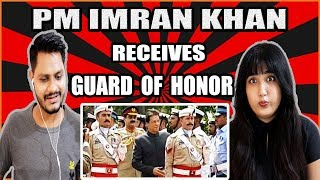 Indian Reaction On PM Imran Khan Receives Guard Of Honor At Prime Minister House | Krishna Views width=