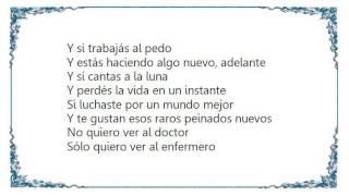 Charly García - Raros Peinados Nuevos Lyrics