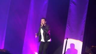 Joe McElderry - Dance With My Father - Swindon (Evolution Tour)
