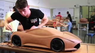 Automotive Design at Swansea College of Art UWTSD