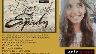 """""""Elohim Bará et Hashama Im"""" (Dios Creó los Cielos) por Sofía Gómez"""