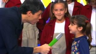"Show del chiste: Chiquititas dale ""Boca"" - Videomatch"