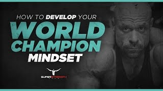 Hugo Girard - How To Develop Your World Champion Mindset