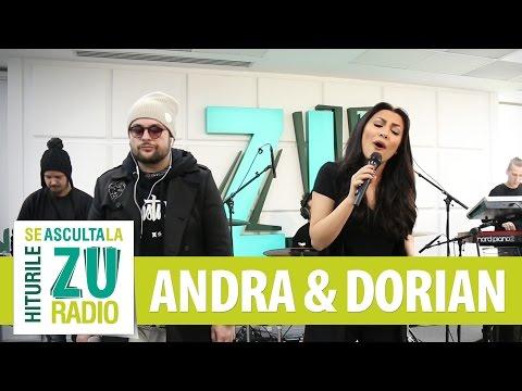 Andra feat. Dorian- Floare De Nu-Ma-Uita (Live la ZU)