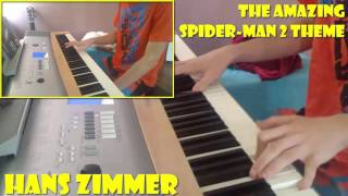 The Amazing Spider-Man 2 Theme - Hans Zimmer (Piano Cover)