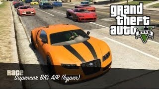 GTA 5: RACING WITH FRIENDS #4 FEAT. XPERTTHIEF, ROSE AND GRACE (GTA Online)