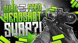 QUAD FEED HEADSHOT SWAP?!