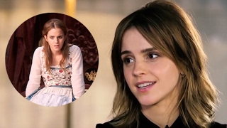 Emma Watson RESPONDS To & Rules Out Beauty And The Beast Fan Theories